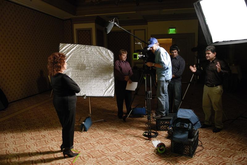 60 Interviews in 4 Hours? Radar in Vegas for Jafra