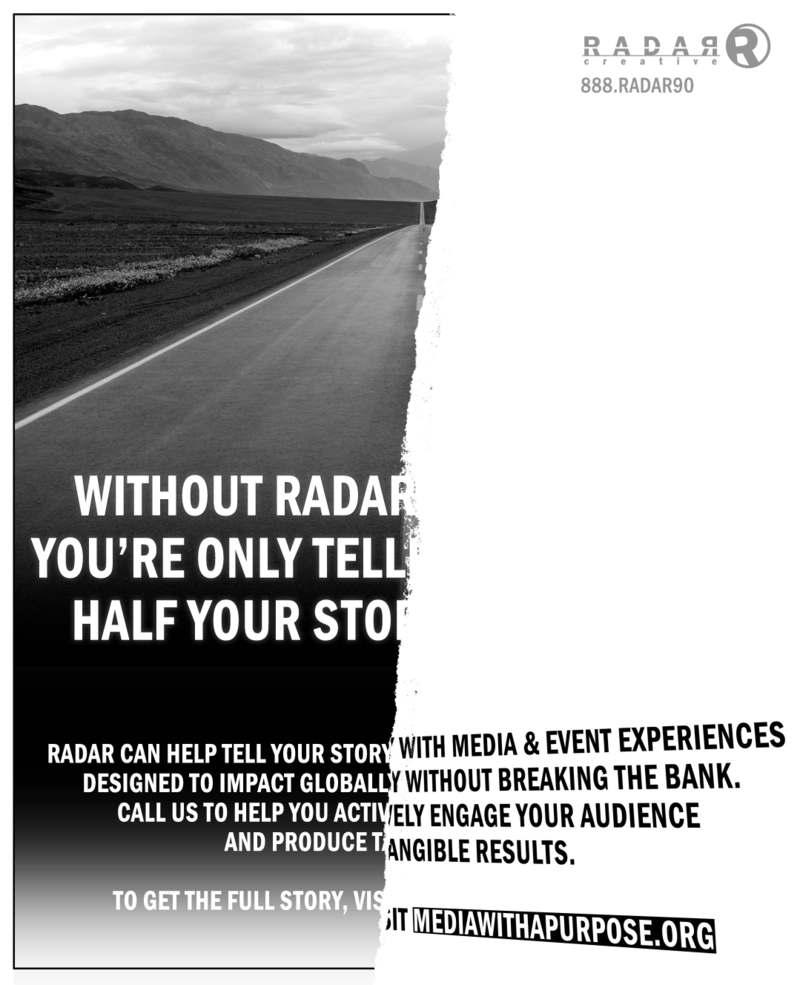 Radar Ad – Circa 2006