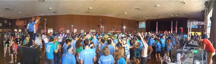 Project Kindle's Dance Marathon at UCLA