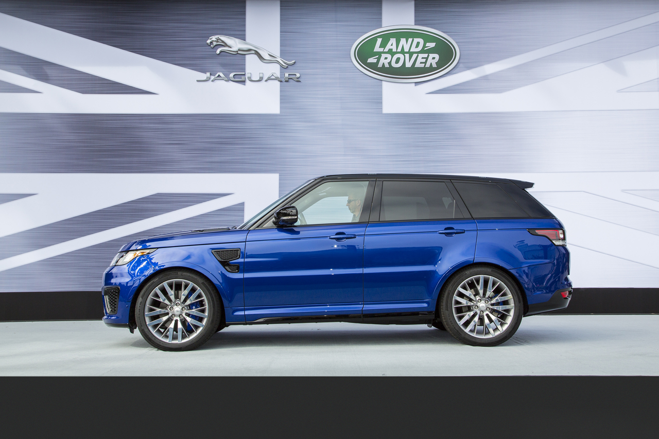 Jaguar Land Rover 2012
