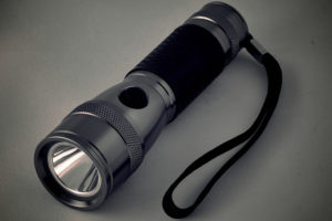 Essential Items: Packing Your Flashlight