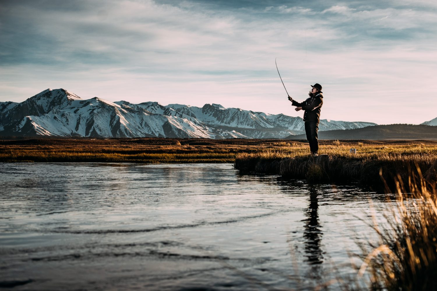 What Fly Fishing Has to Do with a LA Creative Agency