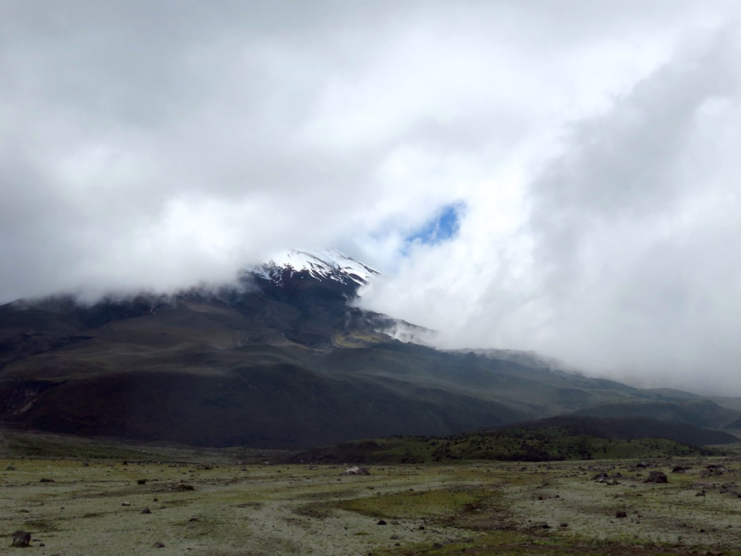 Radar Creative Mt. Cotopaxi